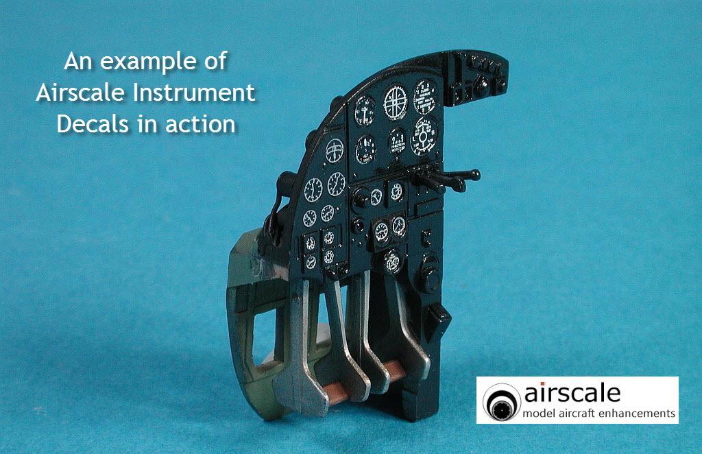 Airscale AS48DAN 1//48 Modern Jet Warnings /& Placards Decal Set